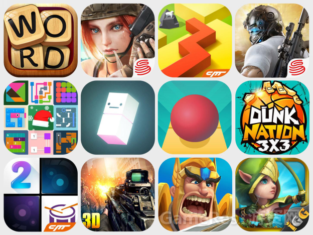 [word]共9款中国手游作品打入2017年美国App Store游戏类单日免费榜TOP5手游,比2016年.png