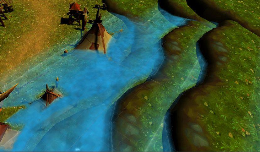 游戏开发笔记:手机端次时代海水如何实现?