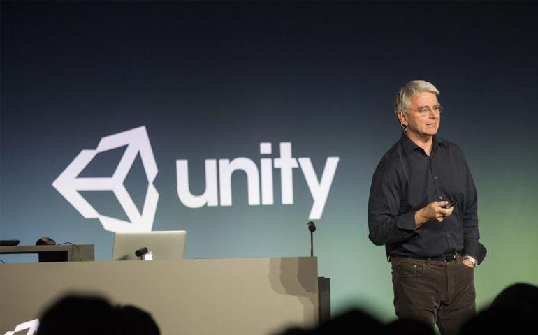 Unity首席执行官:和PS4相比,VRAR设备不具备其任何一个成功条件