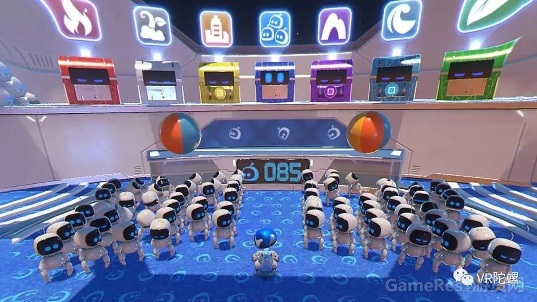 被媒体捧上天的索尼新作:《宇宙机器人》究竟魅力何在?