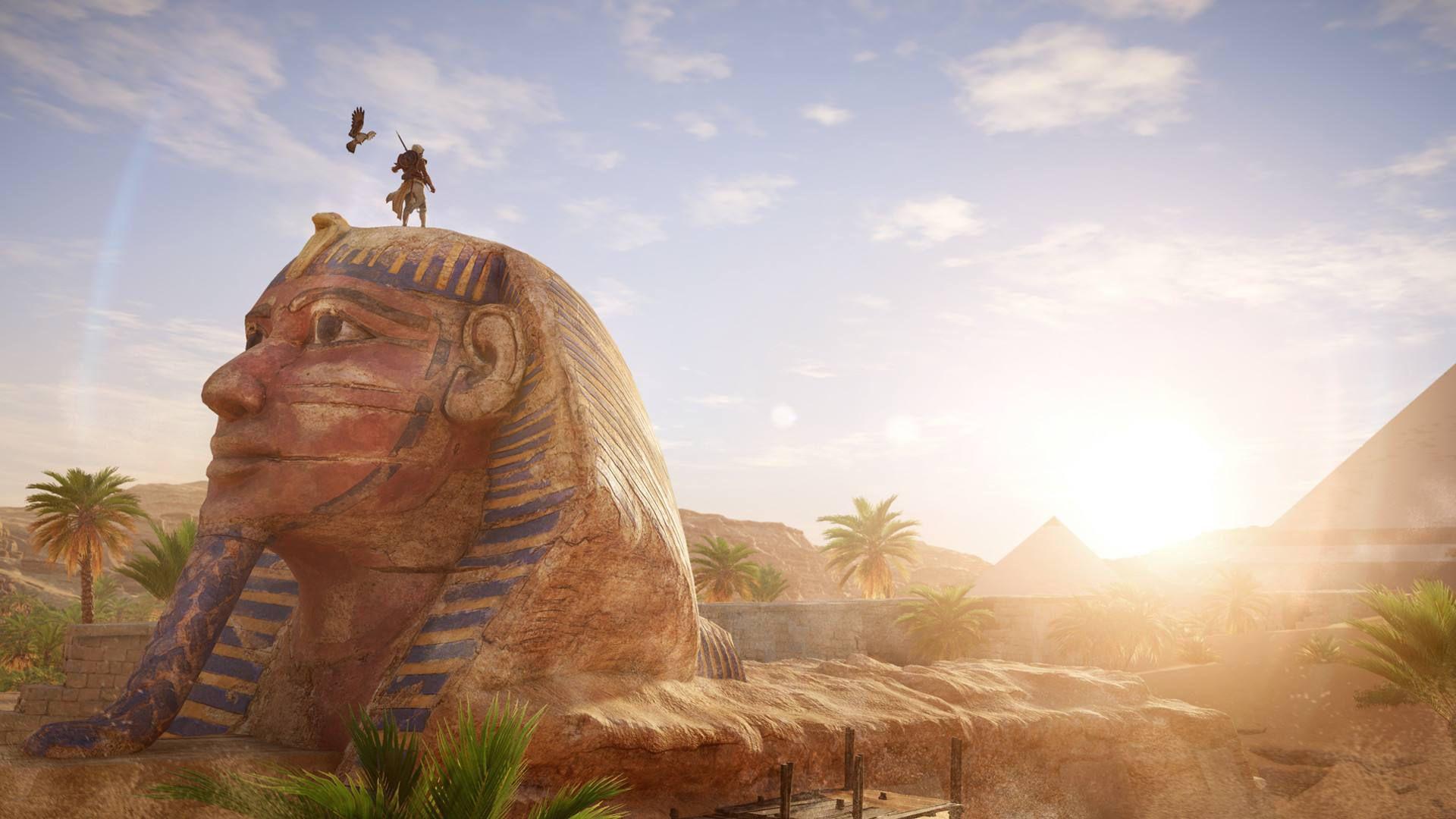 《刺客信条:起源》与古埃及历史(中)