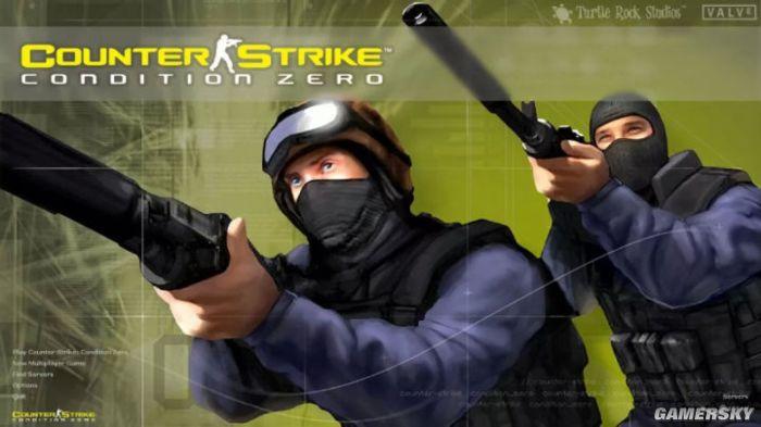 风靡全球的射击游戏有很多,但流行20年的,只有CS