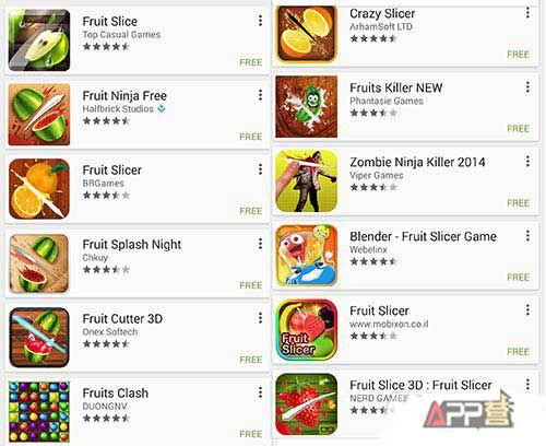 """游戏也怕""""撞脸""""!手机游戏命名的11条建议"""