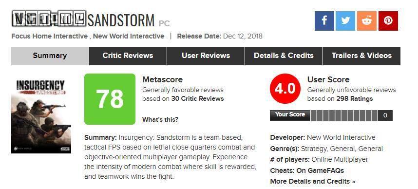 《酷派忍者》开发者推特求助  游戏在M站遭受无辜差评