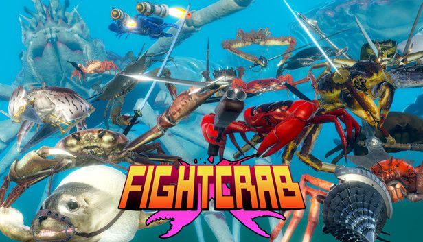 螫战∶败者蟹锅《螃蟹大战 -Fight Crab-》 Steam版2020年7月30日发布!