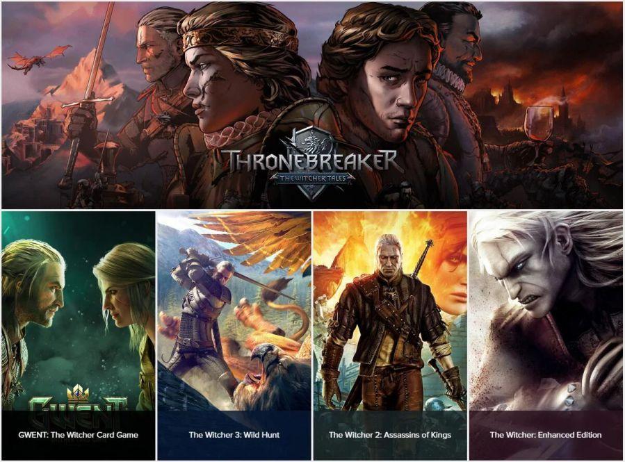 CD Projekt 公布巫师AR新游戏,猎魔人、训练家、捉妖师谁更厉害?