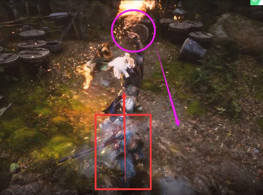 战斗策划视角,看到的《黑神话:悟空》几个问题