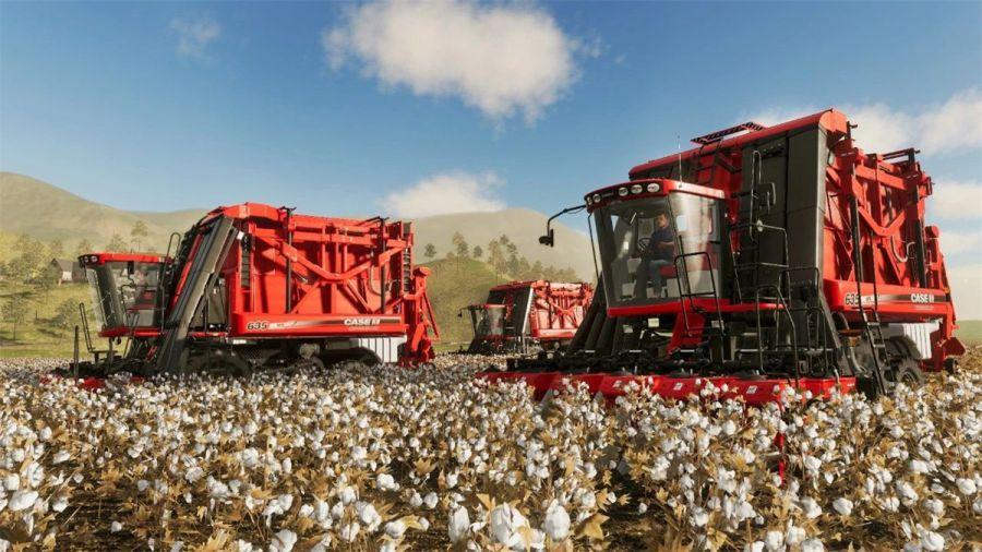 高度拟真大型农场经营,一年一作的《模拟农场》系列持续火了10年