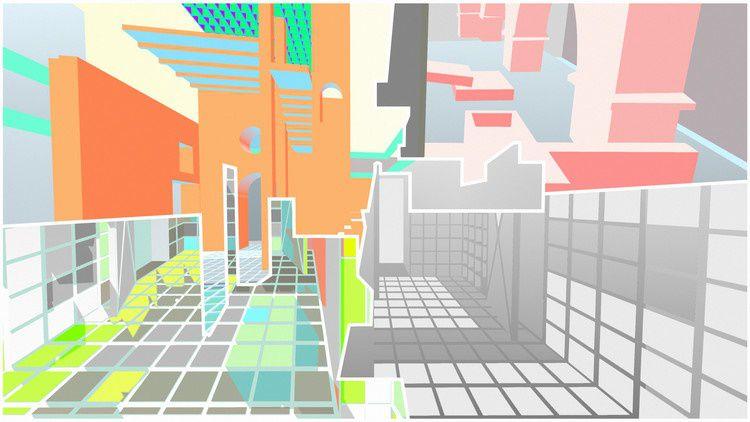 特定空间的想象_从幕后到台前:建筑在游戏设计中的意义 - GameRes游资网