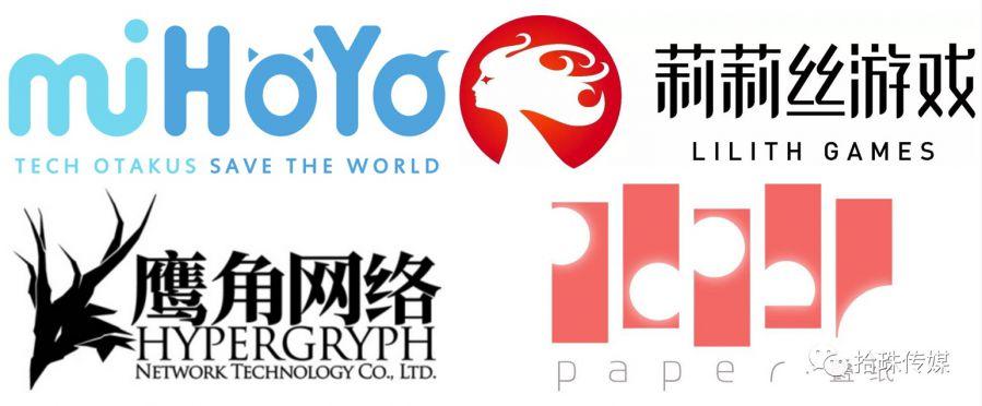 """乘风破浪的新势力,游戏行业""""上海四小龙""""的崛起"""
