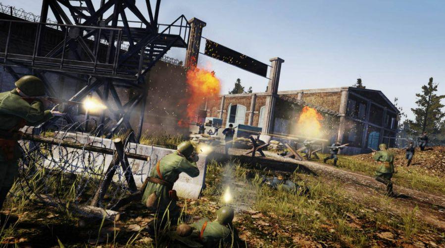 托管成本节省50%、MAU增长2倍,《英雄与将军》如何登上Epic Games Store?