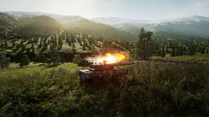 现代坦克战争游戏:英雄装甲连